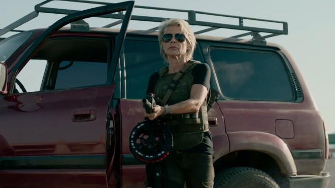 Trailer, Kino, Kinofilm, 20th Century Fox, Terminator, Dark Fate, Terminator: Dark Fate