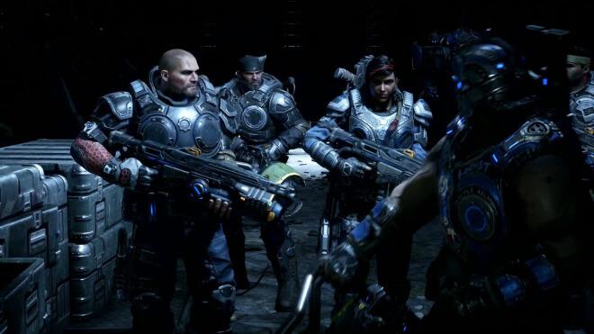 Microsoft, Trailer, Windows 10, Xbox, Xbox One, actionspiel, Microsoft Xbox One, Gears 5, Gears of War 5