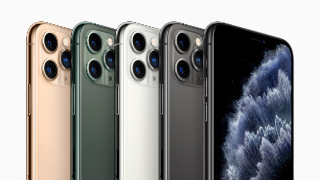 apple iphone 11 pro das ist das neue top modell mit drei. Black Bedroom Furniture Sets. Home Design Ideas