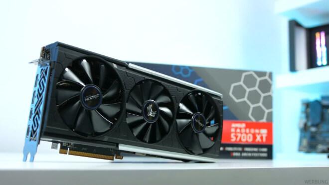 Test, Amd, Grafikkarte, Zenchilli, Zenchillis Hardware Reviews, Radeon RX 5700 XT, Sapphire RX 5700 XT Nitro+, Sapphire RX 5700 XT, RX 5700, RX 5700 XT Nitro+