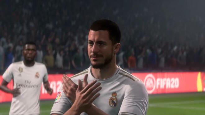 Trailer, Electronic Arts, Ea, Fußball, Fifa, EA Sports, Fifa 20