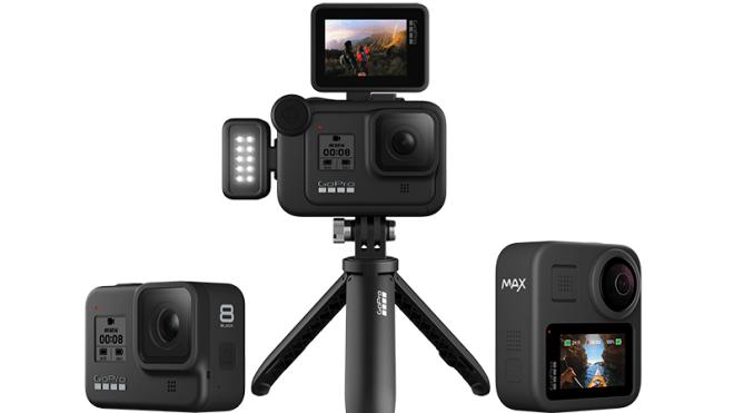 Kamera, Features, Vorbestellung, Kameras, GoPro, 360 Grad, 360 Grad Kamera, Action Cam, 360-Grad-Kamera, GoPro Hero 8, Hero 8 Black, Hero max