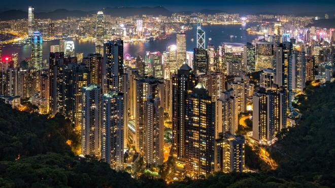 Nach Druck aus China: Apple löscht Hongkonger Protest-App - Panorama