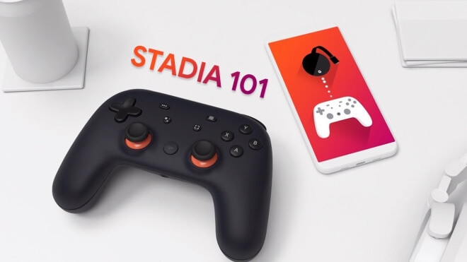 Google, Streaming, Controller, Videospiele, Google Stadia, kabellos, Wireless, Stadia
