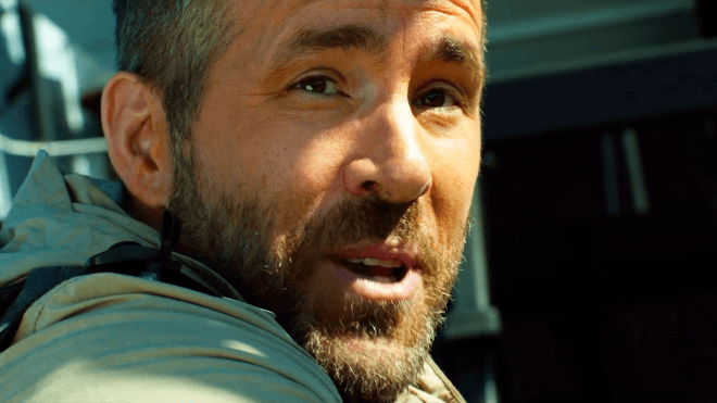 Trailer, Streaming, Netflix, Film, Ryan Reynolds, 6 Underground, Michael Bay