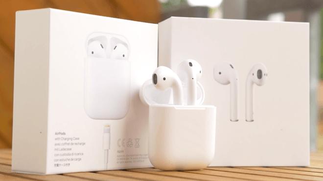 Apple, Test, Audio, Bluetooth, Timm Mohn, Ohrhörer, AirPods
