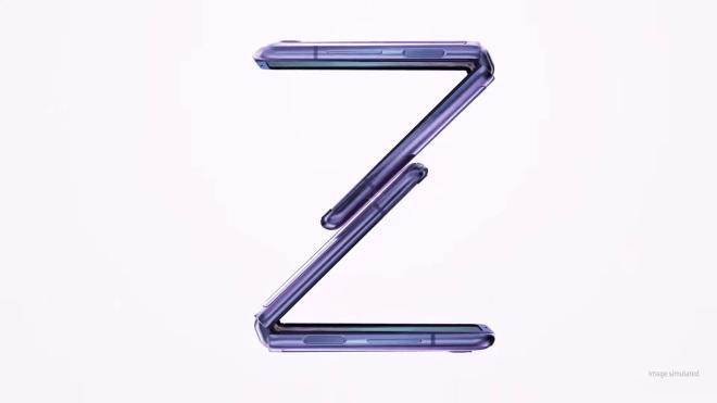 Smartphone, Samsung, Galaxy, Faltbares Display, Galaxy Z Flip