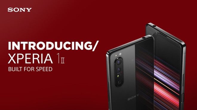 Smartphone, Android, Sony, Xperia, Sony Xperia, Xperia 1 II, Sony Xperia 1 II, Xperia 1