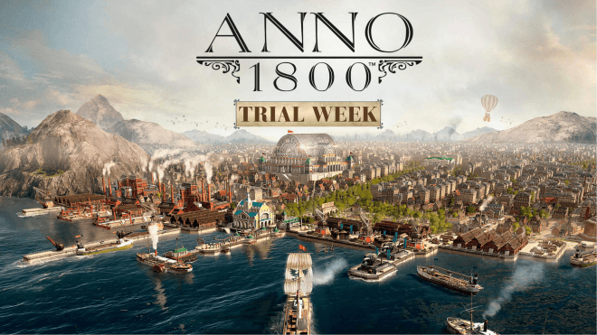 Trailer, Ubisoft, Strategiespiel, Anno, Blue Byte, Anno 1800, Open Beta