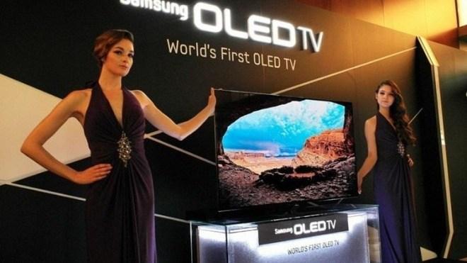 Samsung Fernseher OLEDBildquelle Samsung