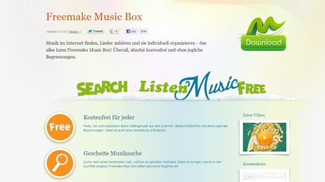 musik online anhören