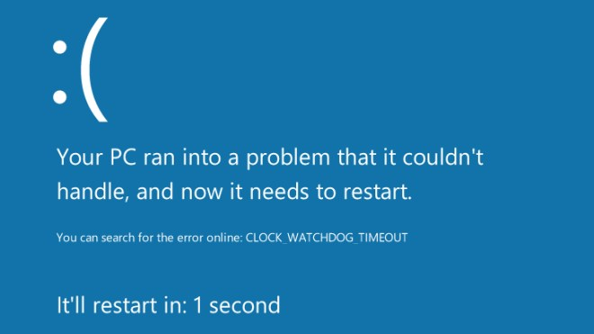 Webseiten-Link kann Windows Vista, 7, 8 und 8.1 zum Absturz bringen