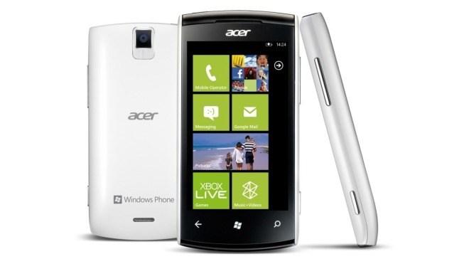 Windows Phone: Acer will Lumias wohl wieder Konkurrenz machen ...