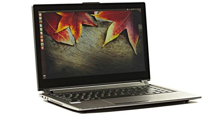 Darter UltraThin: Touch-Ultrabook mit Ubuntu Linux