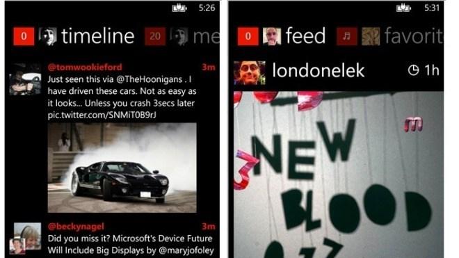 Windows Phone Twitter-App Mehdoh derzeit gratis - WinFuture de
